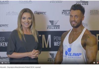 Wywiad z Emilianem Gankowskim dla portalu FitnessMotywatory.pl
